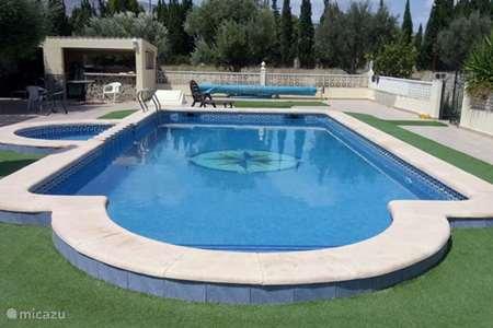 Vakantiehuis Spanje, Costa Blanca, Crevillente finca Alicante Finca Lucky