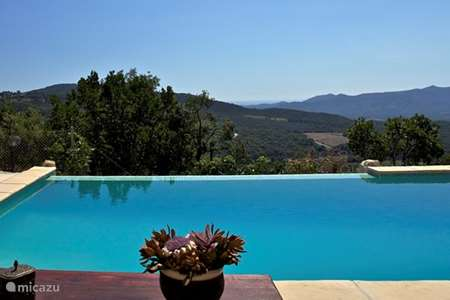 Vakantiehuis Spanje, Costa Brava, Romanya de la Selva - villa Can Mirador