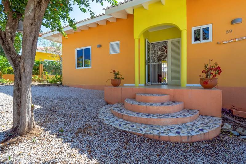 Vacation rental Curaçao, Banda Abou (West), Fontein Villa Villa Kasita Bunita with swimming pool