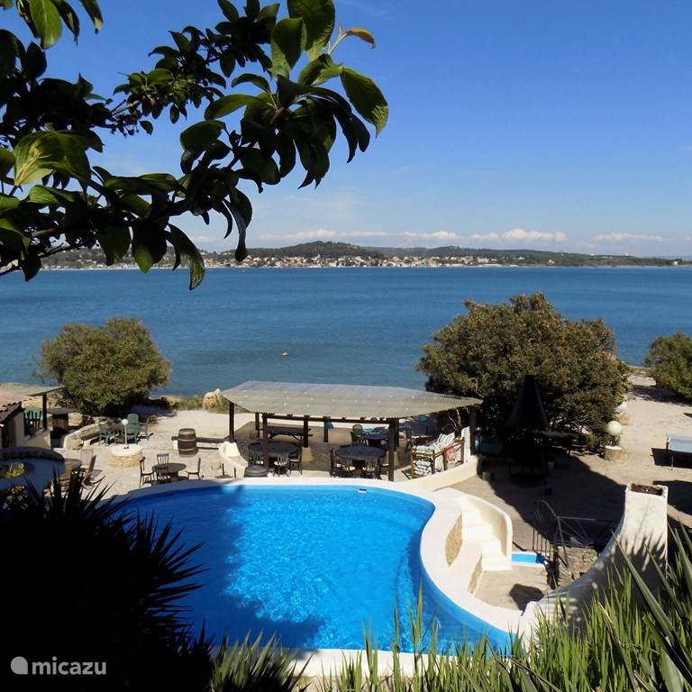 Vakantiehuis Frankrijk, Provence, Istres vakantiehuis Laurier la Côte Plage