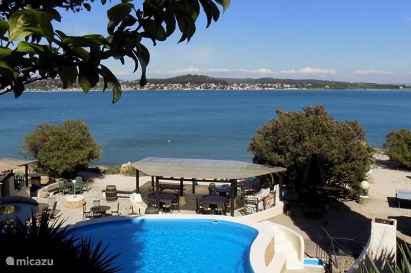 Vakantiehuis Frankrijk, Bouches-du-Rhône, Istres Vakantiehuis Laurier la Côte Plage