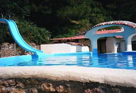 zwembad, 1m50 diep