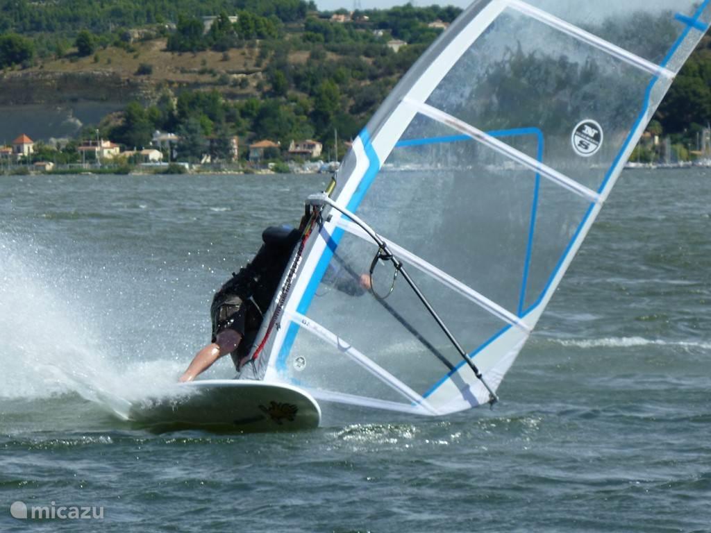 neem uw surfplank of zeilboot mee !