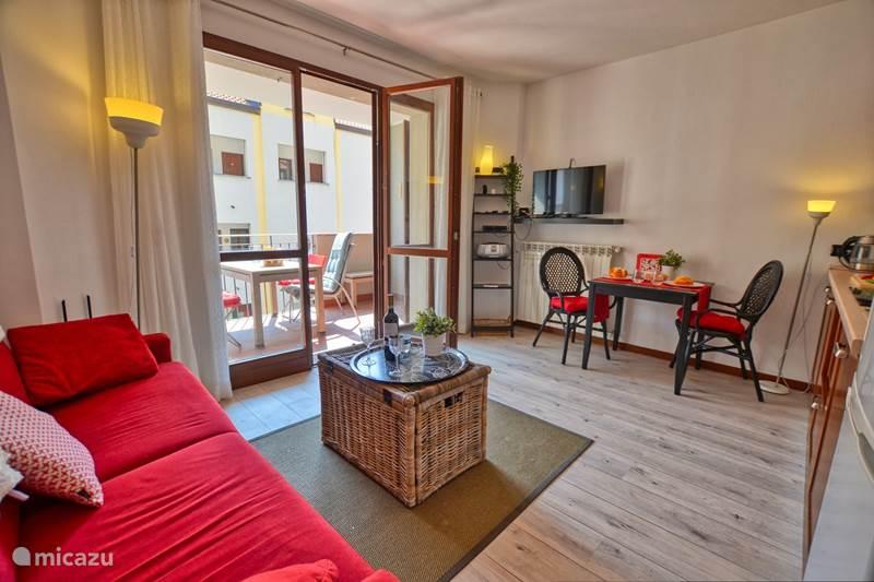 Vakantiehuis Italië, Comomeer, Acquaseria Appartement Oleandro 1