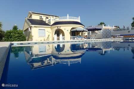 Vacation rental Spain, Costa Calida, Mazarrón – villa Casa Mazarron