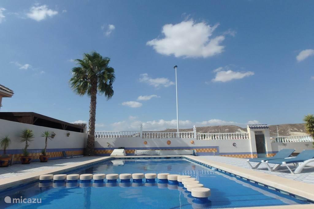 Vakantiehuis Spanje, Costa Cálida, Mazarrón Villa Casa Mazarron