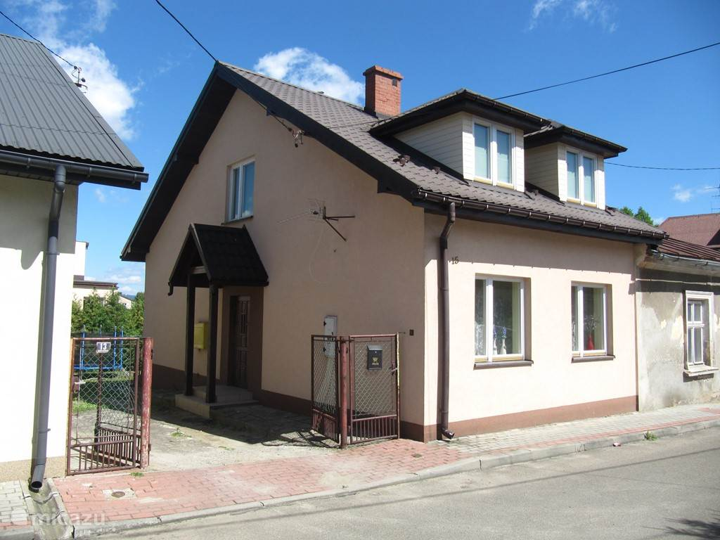 Vacation rental Poland – holiday house Dom Podkarpacie