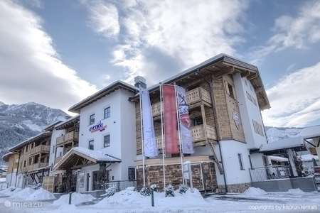 Vacation rental Austria, Salzburgerland, Kaprun apartment Kaprun Mountain Resort TopA24