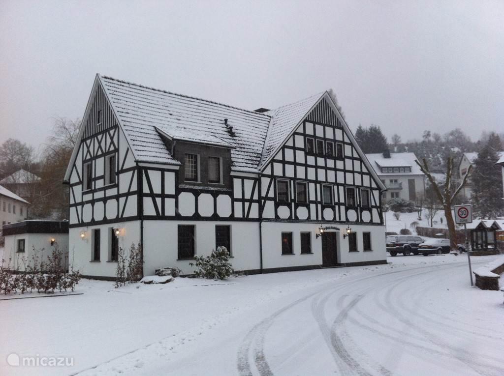 Alte Post winter