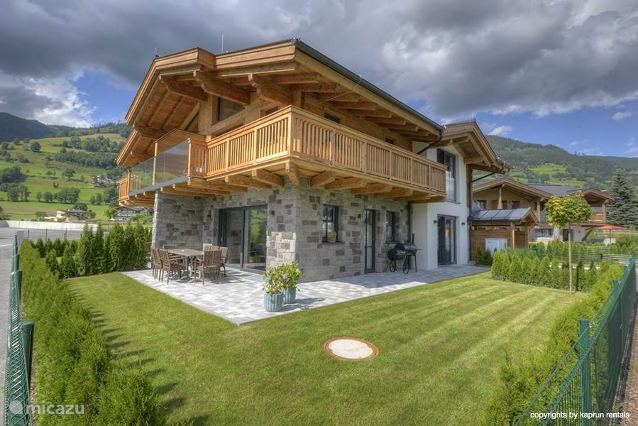 Luxury chalet with a beautiful garden!