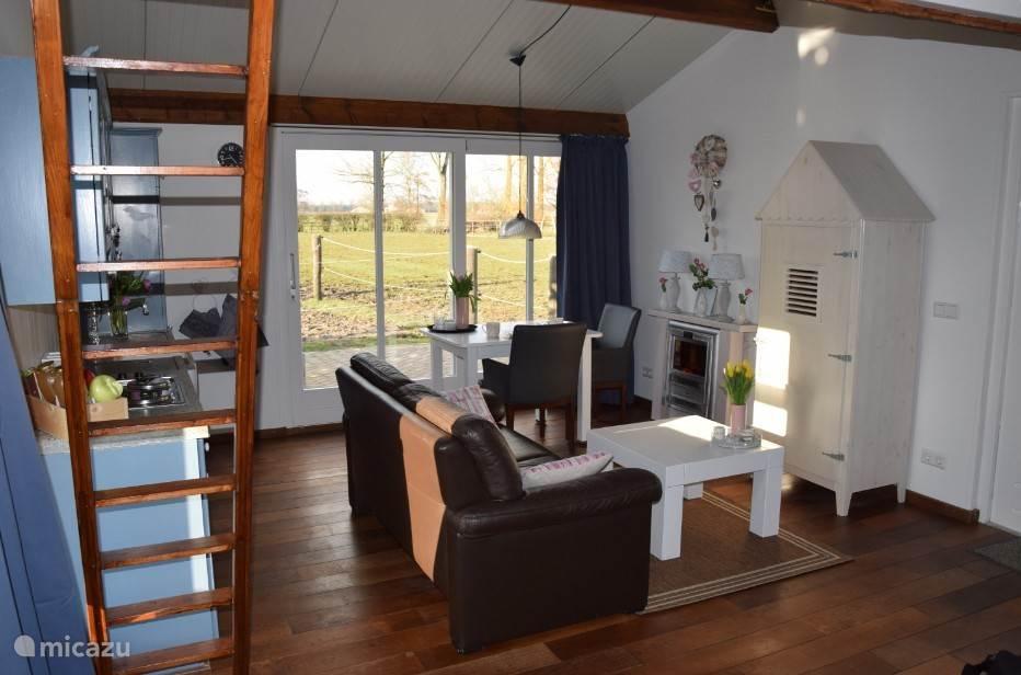 Vakantiehuis Nederland, Gelderland, Appeltern - vakantiehuis Vakantiehuis 't Appelstekje