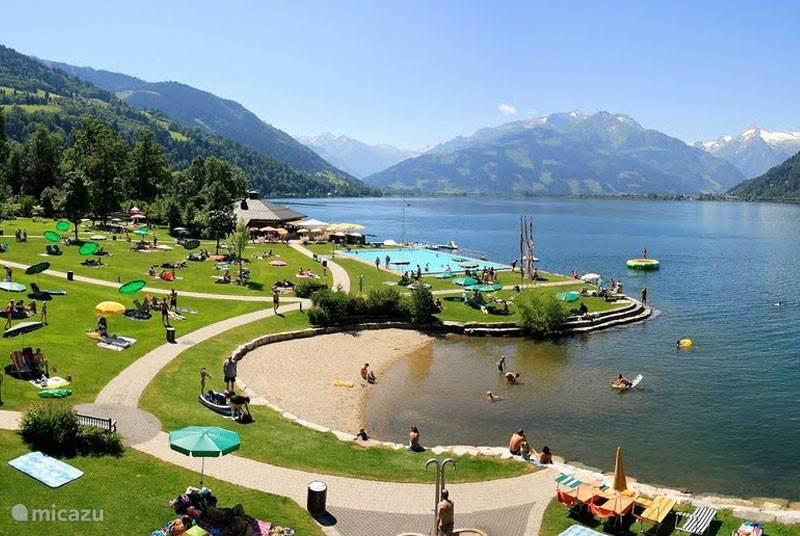 4 Seasons in Kaprun / Zell am See: Enjoy the lake