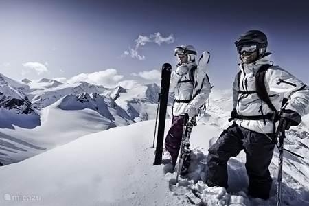 4 Seizoenen in Kaprun / Zell am See: Wintersport
