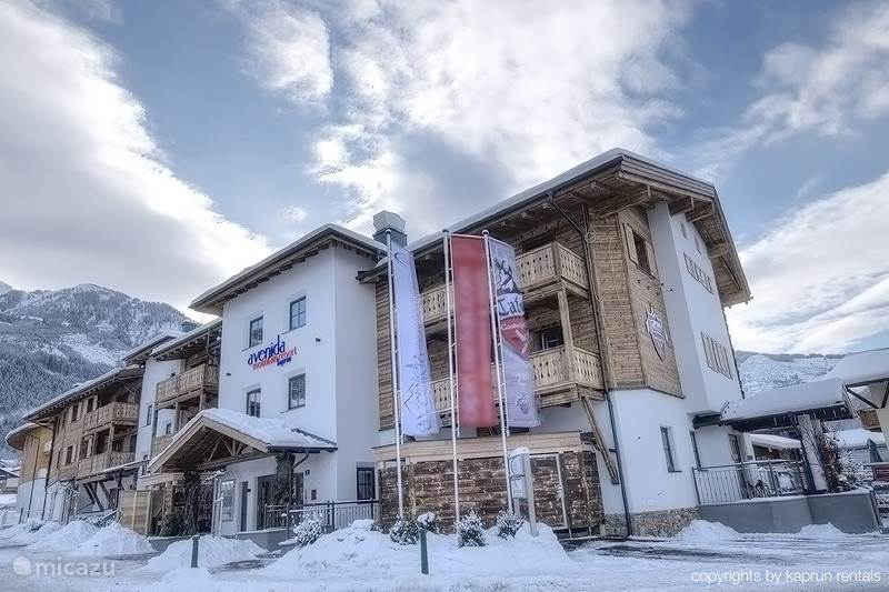 Vacation rental Austria, Salzburgerland, Kaprun Apartment Kaprun Mountain Resort TopB14