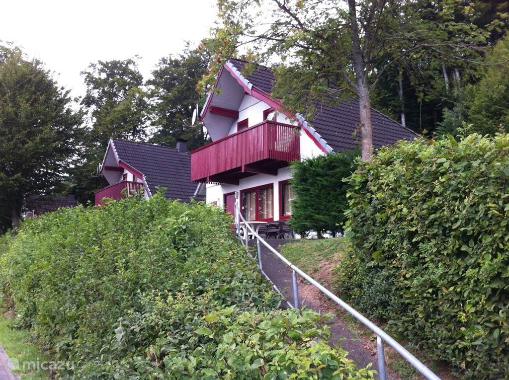 Vacation rental Germany, Hesse, Kirchheim holiday house Hommelhof