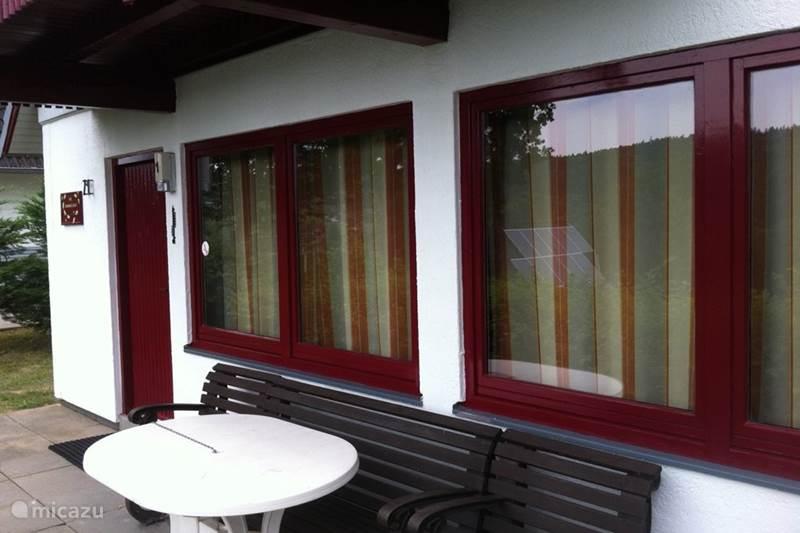 ferienhaus hommelhof in kirchheim hessen deutschland. Black Bedroom Furniture Sets. Home Design Ideas
