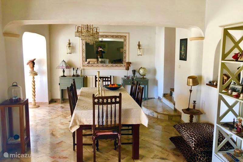 Vakantiehuis Portugal, Algarve, Carvoeiro Villa Casa de Saudade