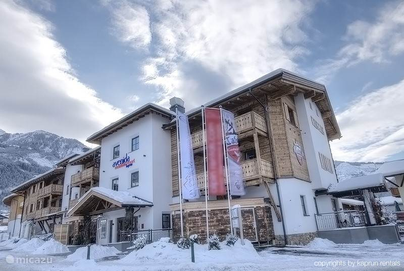 Vacation rental Austria, Salzburgerland, Kaprun apartment Kaprun Mountain Resort TopD29