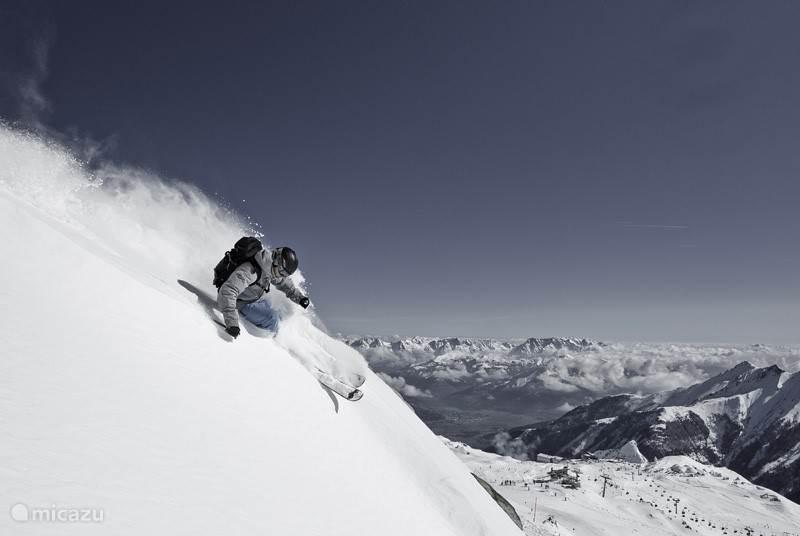 4 Seasons in Kaprun / Zell am See: Ski & Snowboarding