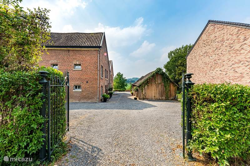 Vacation rental Belgium, Limburg, Carry Holiday house The Appelgaard
