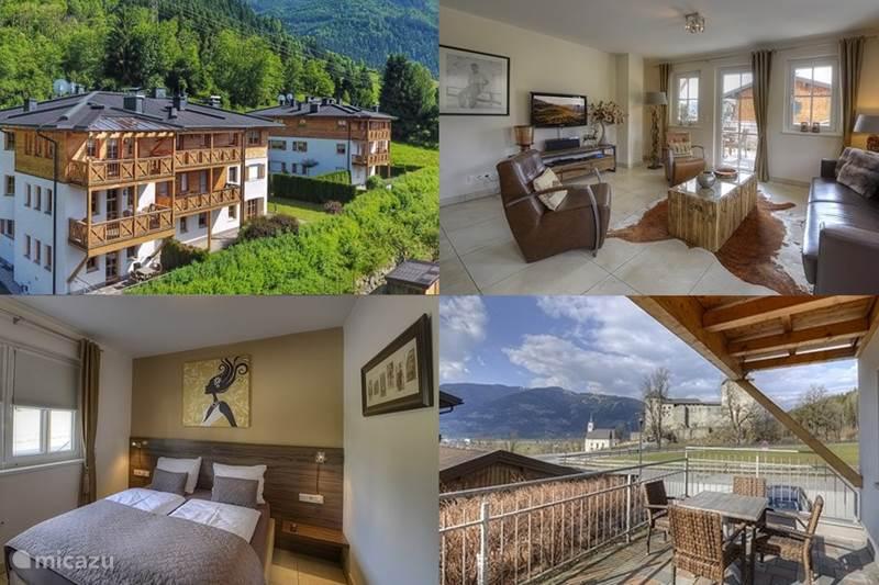 Vakantiehuis Oostenrijk, Salzburgerland, Kaprun Appartement Residenz an der Burg Top3 Huis A