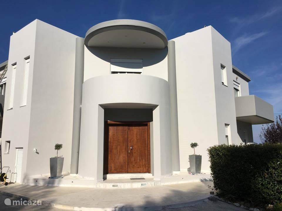 Vakantiehuis Griekenland, Rhodos, Koskinou - villa Panorama Poolvilla