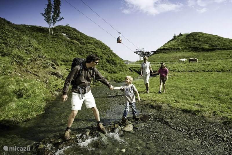 4 Seasons in Kaprun / Zell am See: Hiking