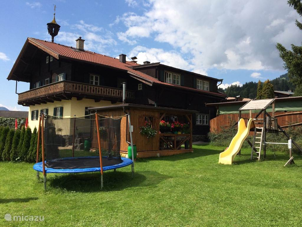 Vacation rental Austria, Salzburgerland, Mittersill Apartment Apartments Pihapperblick (app 2)