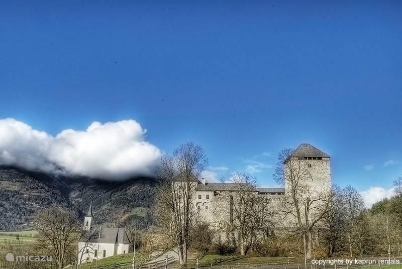 Het kasteel van Kaprun