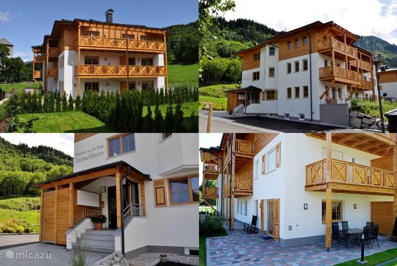 Vacation rental Austria, Salzburgerland, Kaprun Apartment Residenz an der Burg Top6 House B