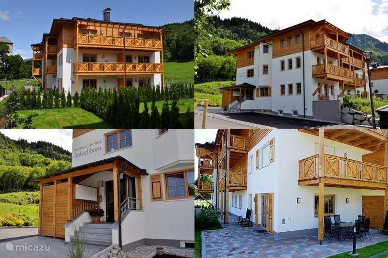 Vacation rental Austria, Salzburgerland, Kaprun Apartment Residenz an der Burg Top6 House B