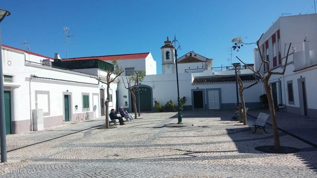 Historisch centrum Vila Real de Sto. Antonio