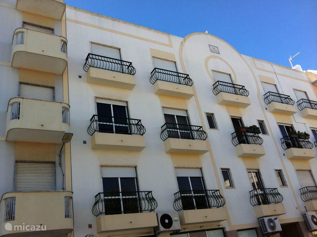 Appartement gebouw