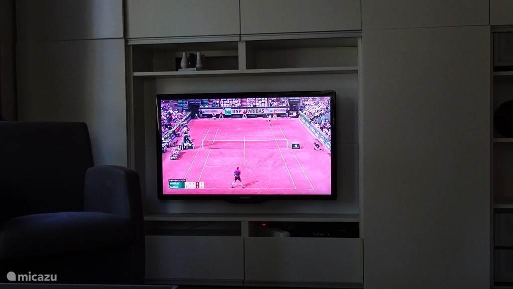 flat screen TV 42