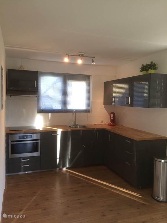 Detail foto van de keuken