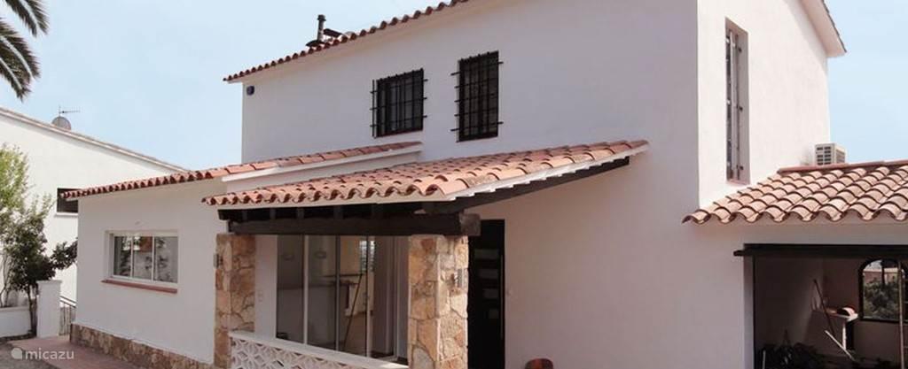 Vakantiehuis Spanje, Costa Brava, Calonge villa Carpe Diem La Manxa