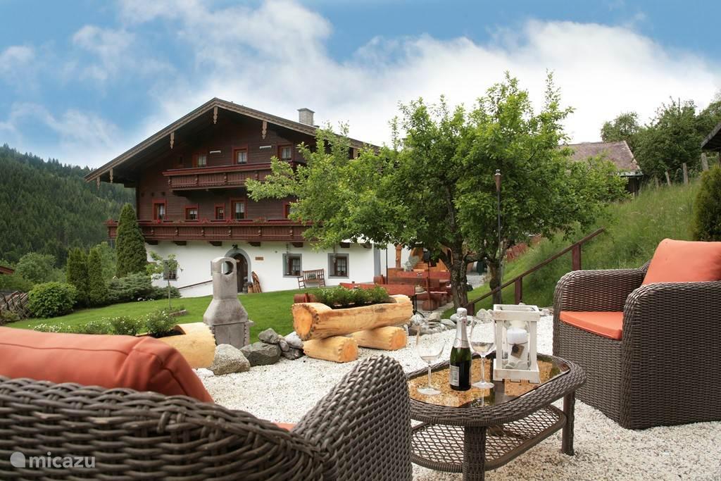 Vakantiehuis Oostenrijk, Salzburgerland, Zell Am See - appartement Haus Schattbachgut