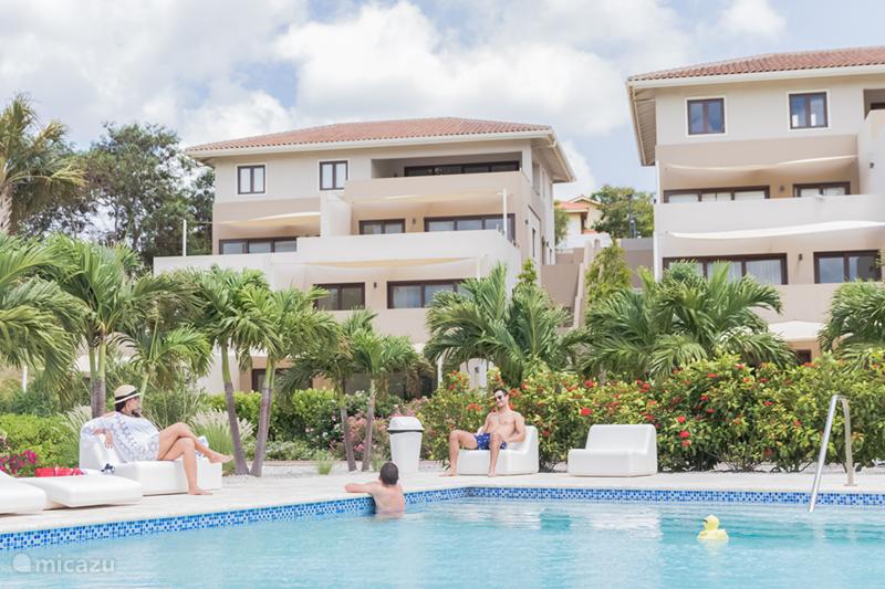 Vakantiehuis Curaçao, Curacao-Midden, Blue Bay Appartement Vakantie appartement te Blue Bay