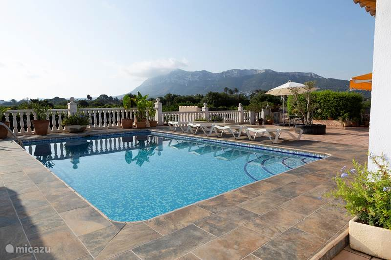 Vakantiehuis Spanje, Costa Blanca, Dénia Villa Casa Tosalet