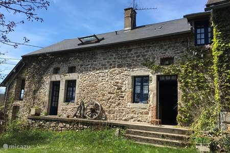 Vakantiehuis Frankrijk, Nièvre, Moux-en-Morvan boerderij Les Ventres Bleus