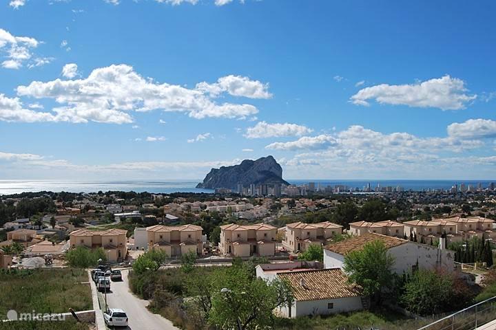 Vakantiehuis Spanje, Costa Blanca, Calpe Bungalow Bungalow Gran Sol