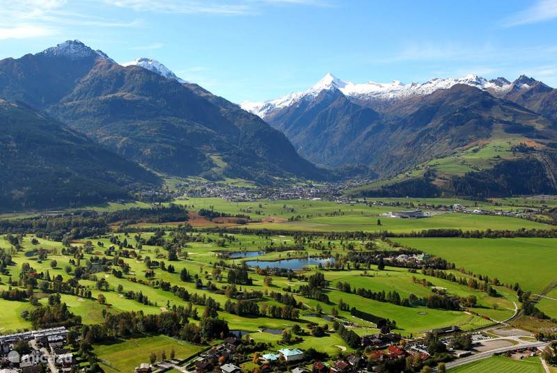 4 Seasons in Kaprun / Zell am See: Golf