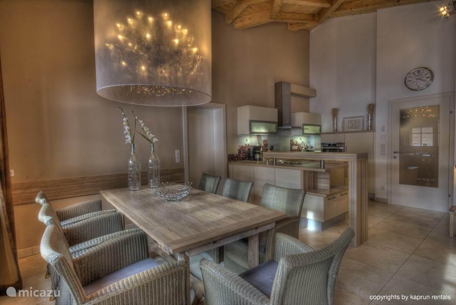 Vacation rental Austria, Salzburgerland, Kaprun  penthouse Residenz an der Burg PenthouseTop7A
