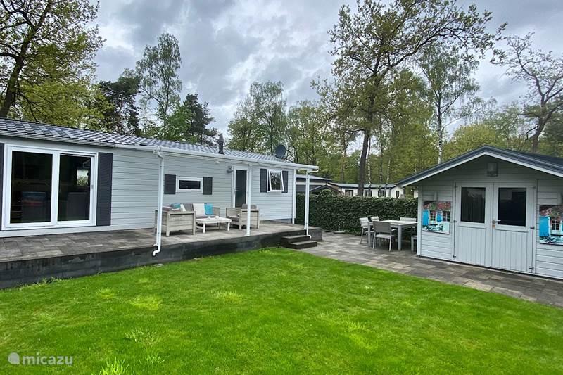 Vakantiehuis Nederland, Gelderland, Hoenderloo Chalet Heide Huisje Veluwe