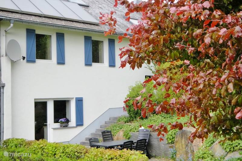 Vacation rental Belgium, Ardennes, Amel Holiday house Buzzard HohesVenn Naturpark Eifel