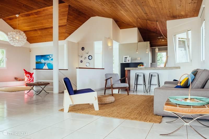 Vakantiehuis Curaçao, Banda Ariba (oost), Bapor Kibra Vakantiehuis Ç View Villa