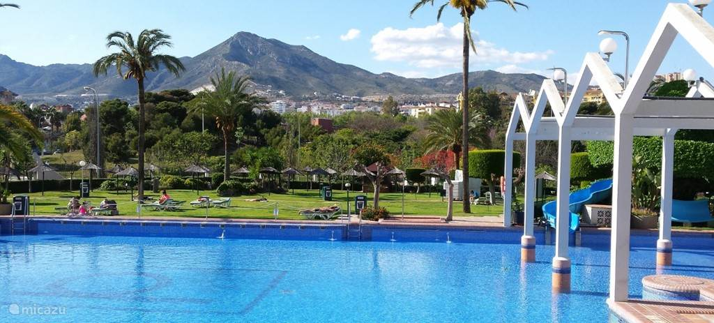 Vakantiehuis Spanje, Costa del Sol, Benalmádena Costa appartement Appartement Benal Beach