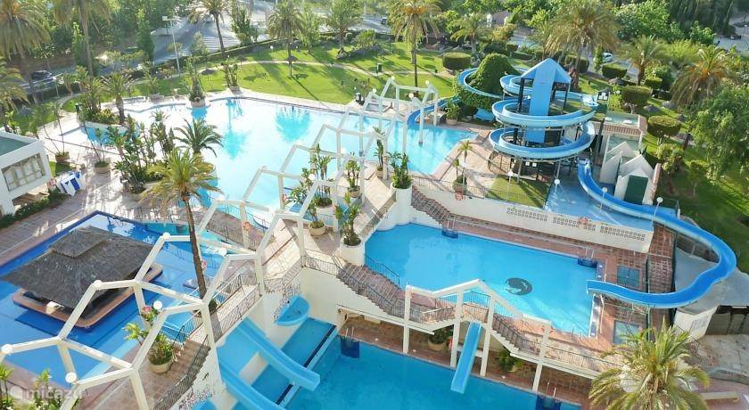Vakantiehuis Spanje, Costa del Sol, Benalmádena Appartement Appartement Benal Beach