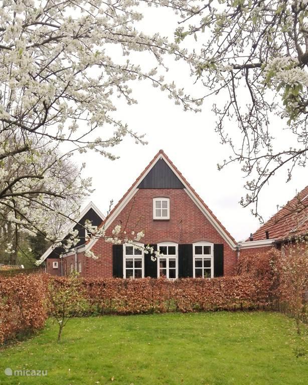 Vakantiehuis Nederland, Gelderland, Kotten boerderij Boeren vakantiehuis ´t Diekshoes