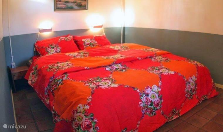 2 persoons- slaapkamer op de begane grond